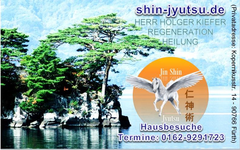Jin Shin Jyutsu Nürnberg Fürth