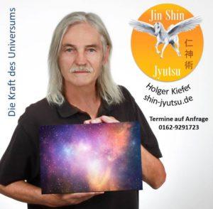 Jin Shin Jyutsu - die Kraft des Universums